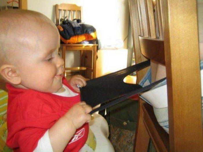 Прикольные фотографии с детьми (48 фото)