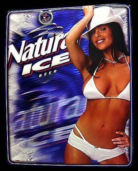 Сексуальные девушки в рекламе пива (25 фото)