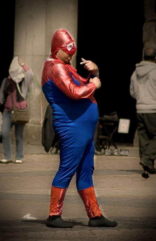Зятю, человек паук смешные фото
