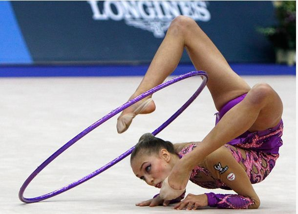 Фото видео юных моделей гимнастки