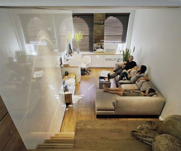 Как сделать квартиру больше (13 фото)