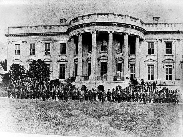 Гражданаская война в США (50 фото)