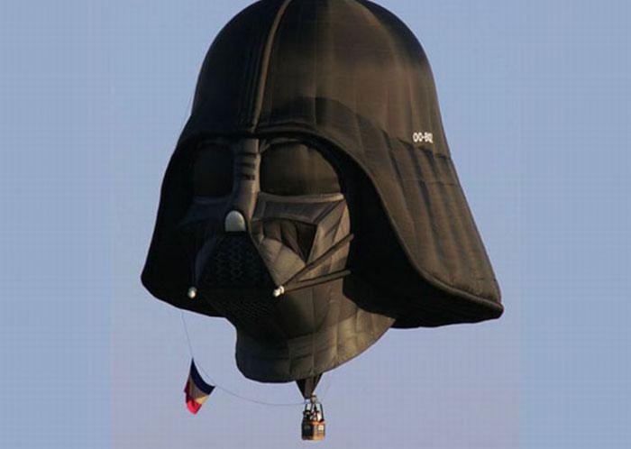 Darth Vader повсюду