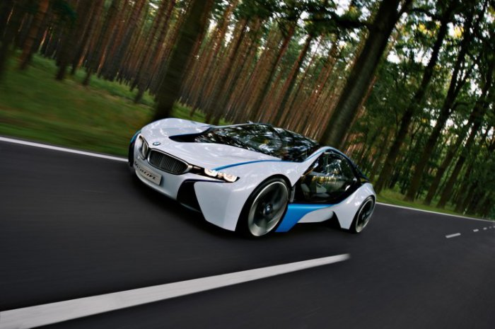 BMW Vision EfficientDynamics Concept (19 фото)