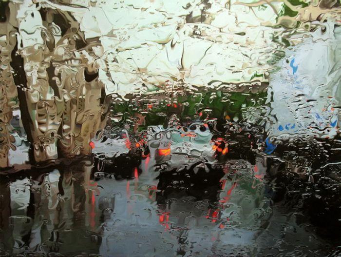 Красивые рисунки дождя (22 фото)