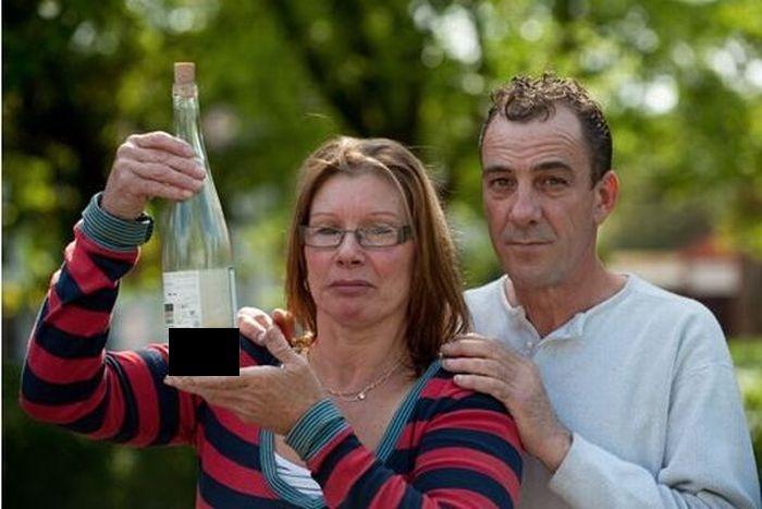 Вино с сюрпризом (5 фото)