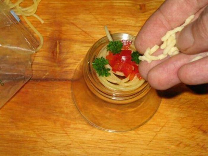 Обед для друга (5 фото)