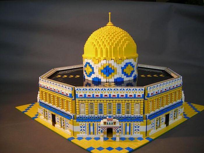Фигуры из Lego