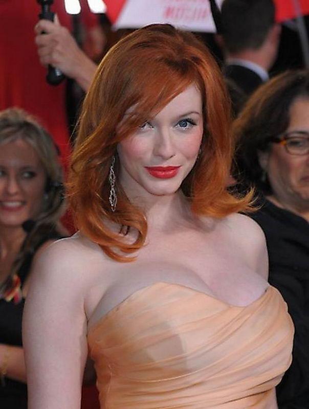 Iconic redheads