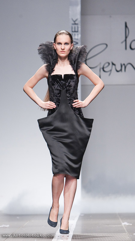 «Belorussian Fashion Week». Anna Vasilieva for La Germaine. Ukraine (19 фот ...