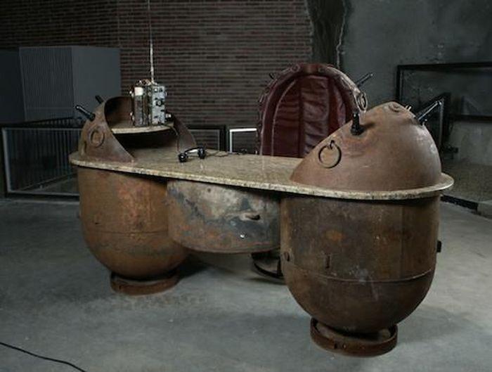 Корабельные мины прошлого (5 фото)