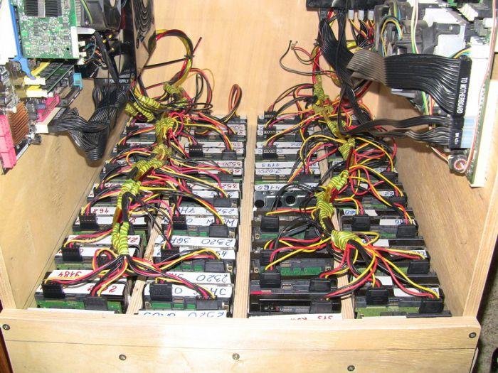 Как сделать сервер ноутбук