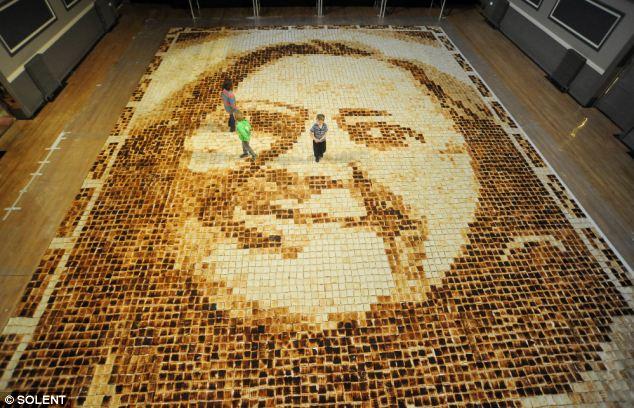 Картина мамы из десяти тысяч тостов