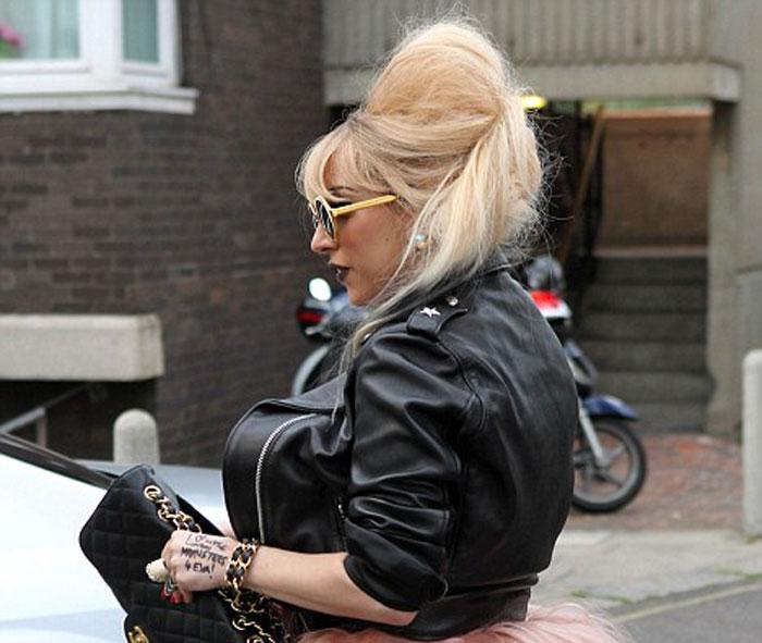 Леди Гага вновь отмочила
