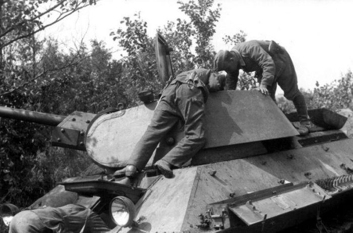 Из военных архивов германии 77 фото