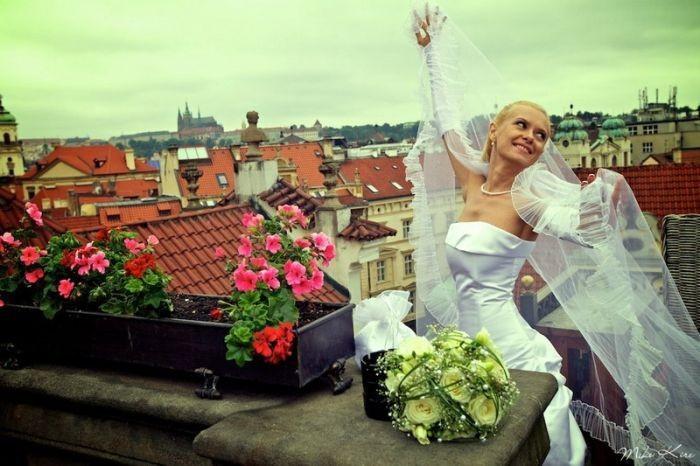 Шикарные свадебные фотографии (40 фото)