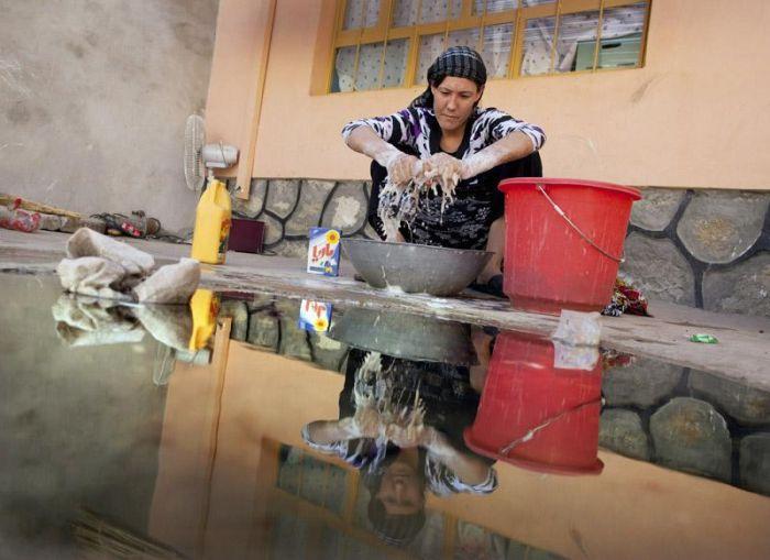 Женская тюрьма афганского города Мазари-Шариф
