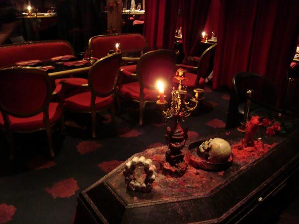 Вампирское кафе