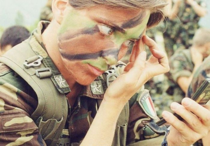 Военная маскировка