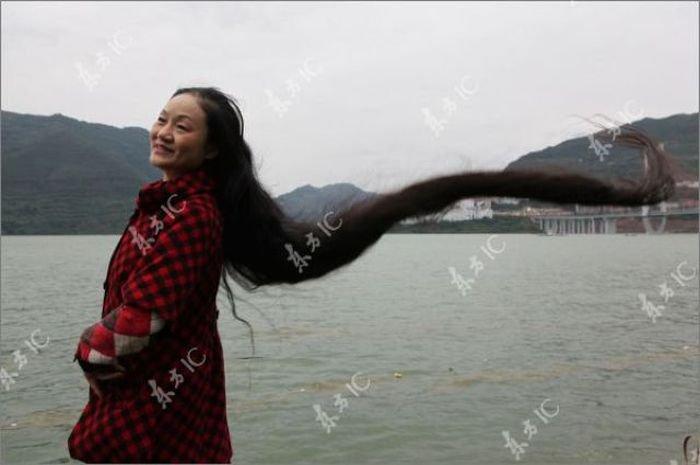 Волосы=2,75 метра