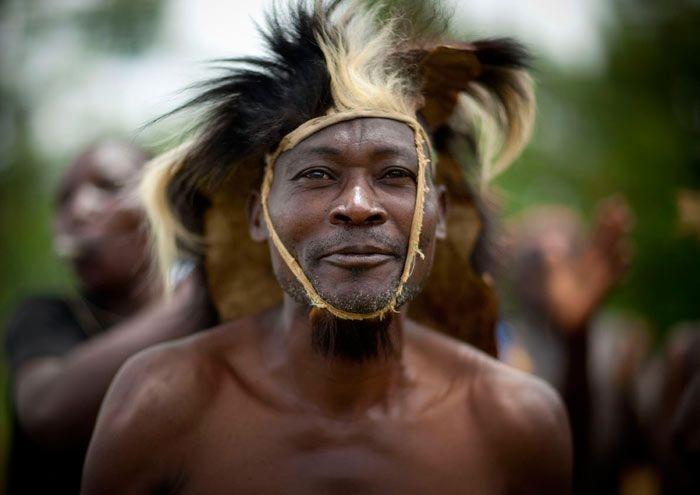 Портреты народов мира (29 фото)
