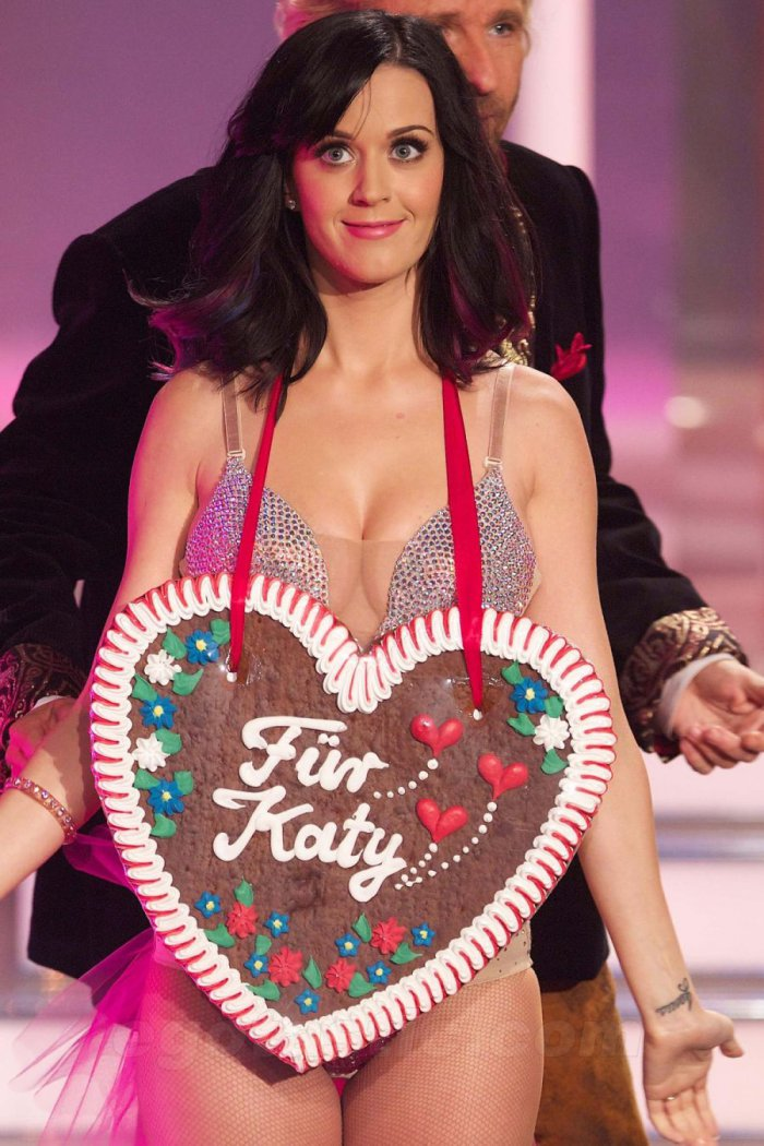 Katy Perry на Октоберфесте (11 фото)
