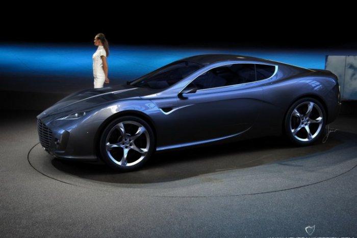 Aston Martin Gauntlet Концепт (14 фото)