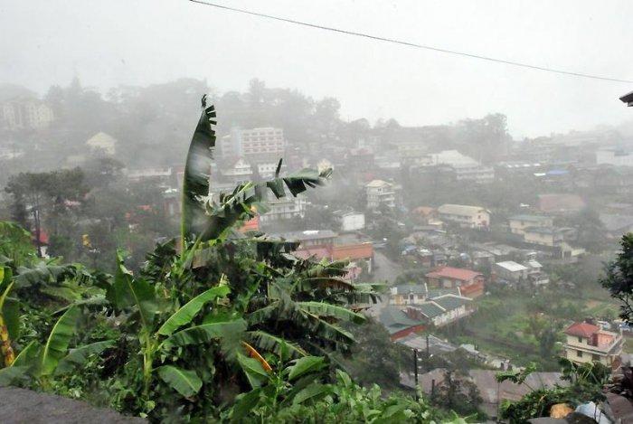 На Филиппины обрушился тайфун (24 фото)