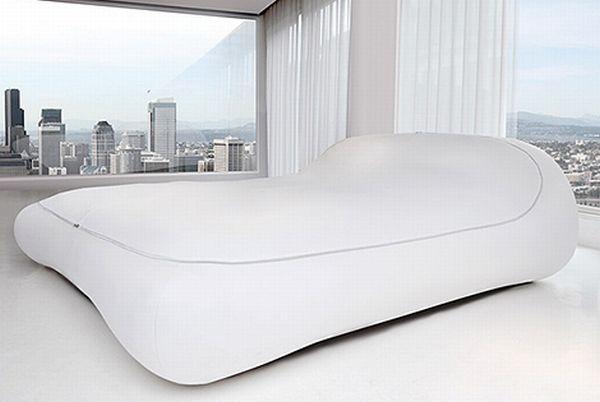 Интересная кровать (7 фото)