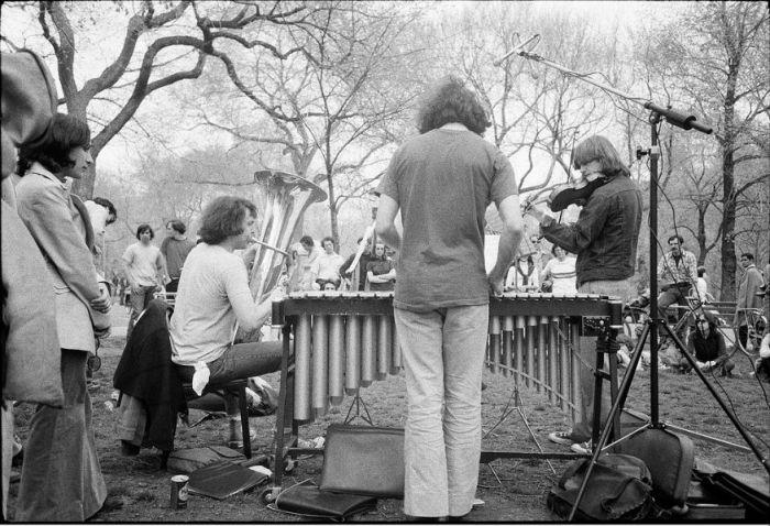 Нью-Йорк в 1974 году (18 фото)