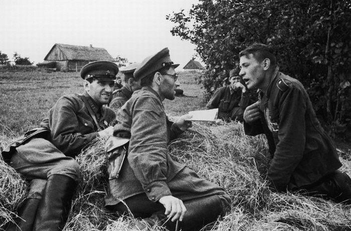Заключенные Второй Мировой (16 фото)