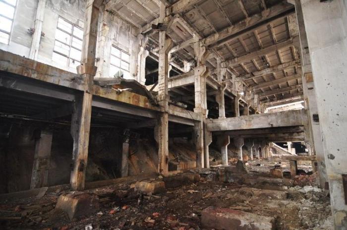 Забытый горно-обогатительный комбинат в Приморье (19 фото)