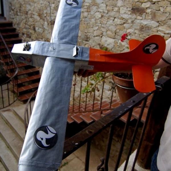 Бумажный самолет (5 фото)
