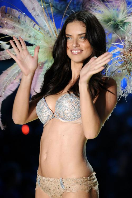 Victoria's Secret Fashion Show 2010 (77 фотографий HQ)