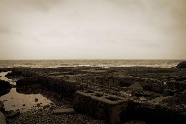 Атлантическая стена -укрепление второй мировой (18 фото)