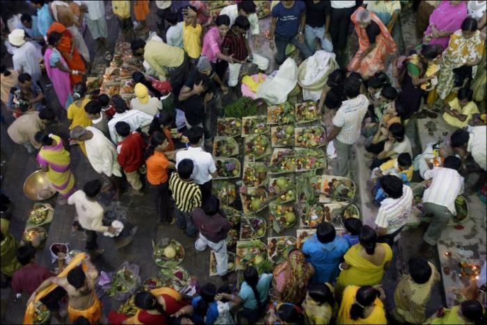 Праздник Солнца в Индии (12 фото)