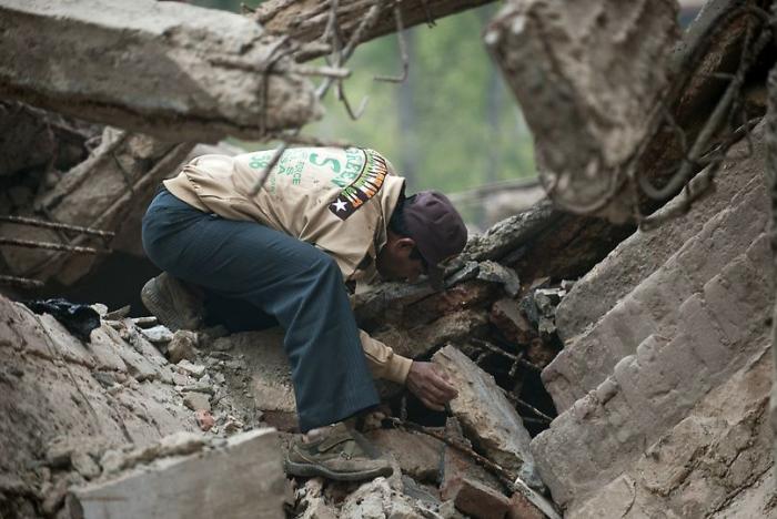 Трагедия в Индии (14 фото)