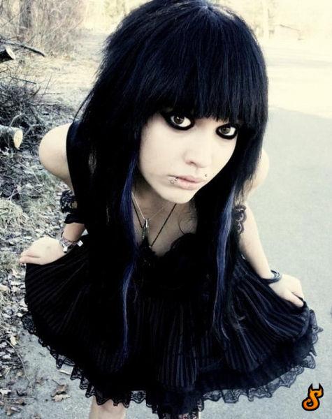 фотографии девушек эмо