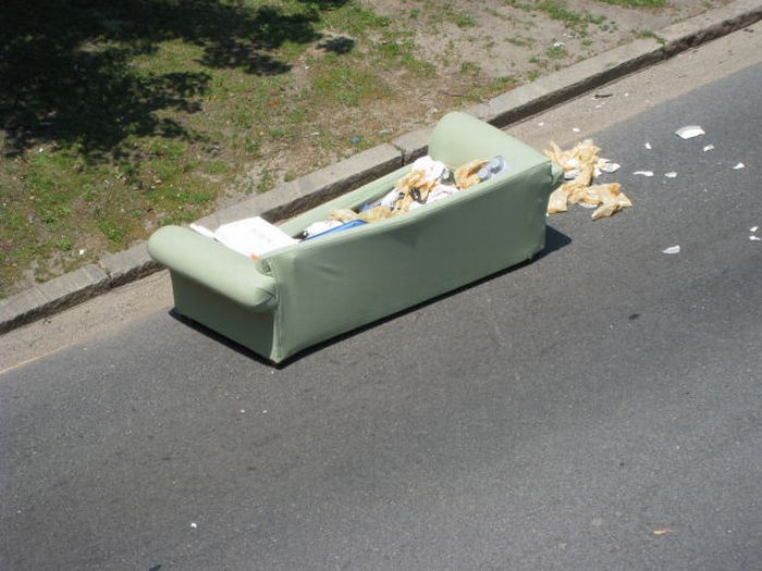 Неудачный переезд (10 фото)