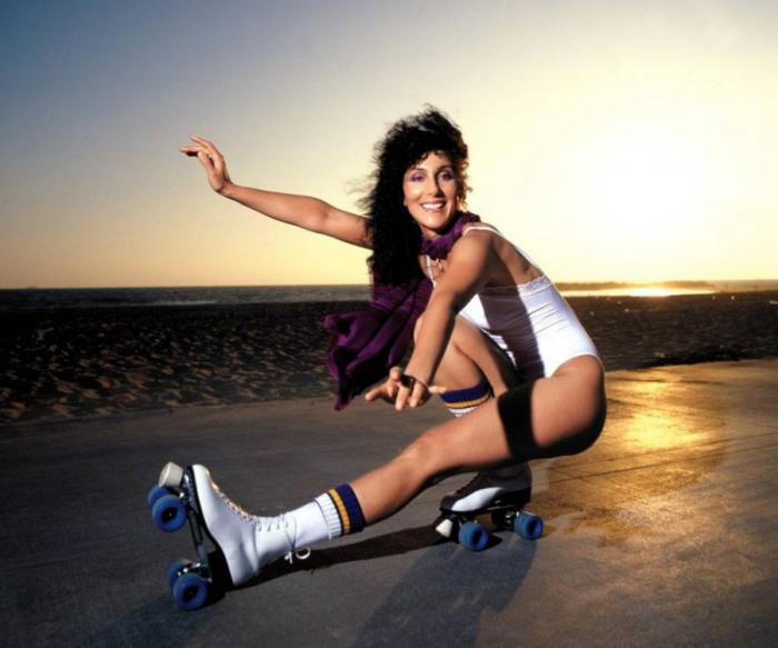 Фотографии Шер - американская певица и актриса армянского происхождения.