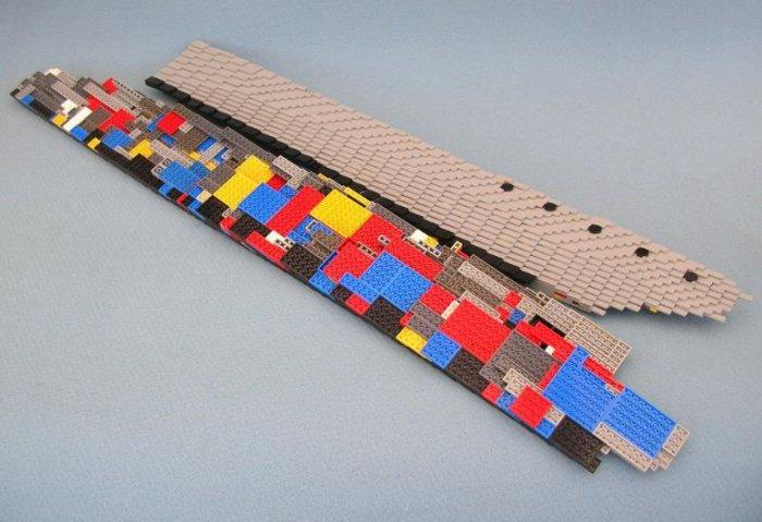 Отличный корабль из Лего (78 фото)