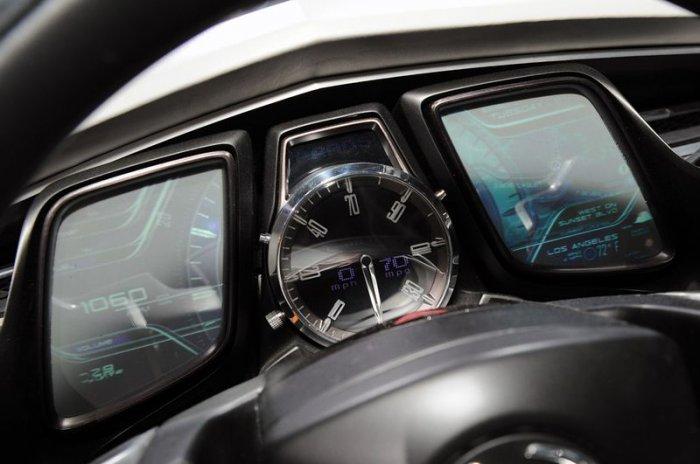 Urban Luxury Concept - новый гибрид от Cadillac (52 фото)