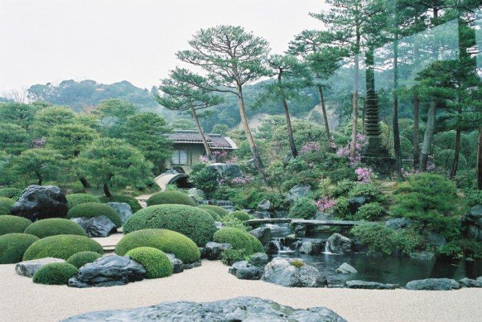 Лучший сад Японии (39 фото)
