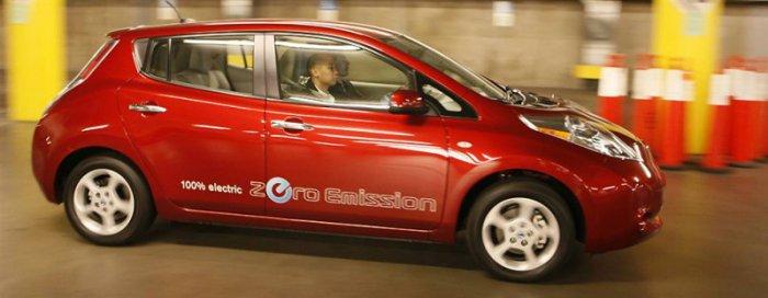 Международный автосалон в Лос-Анжелесе 2010