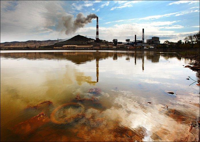 Карабаш — самый грязный город на планете