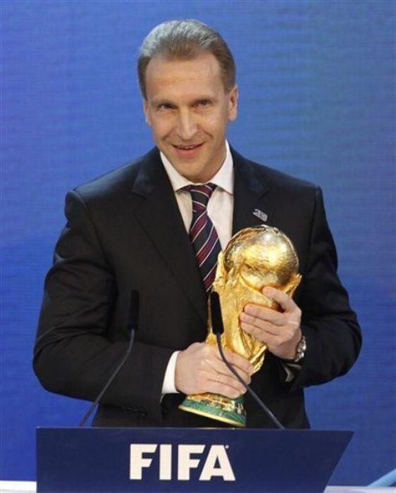 Чемпионат мира по футболу 2018 пройдет в России (10 фото)