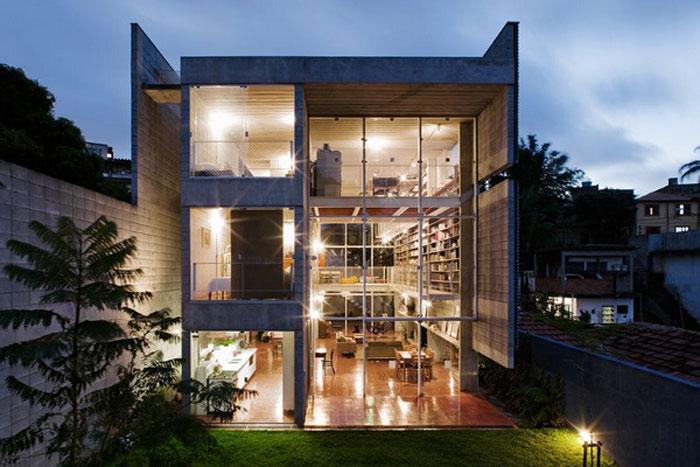 Ультра-просторный дом