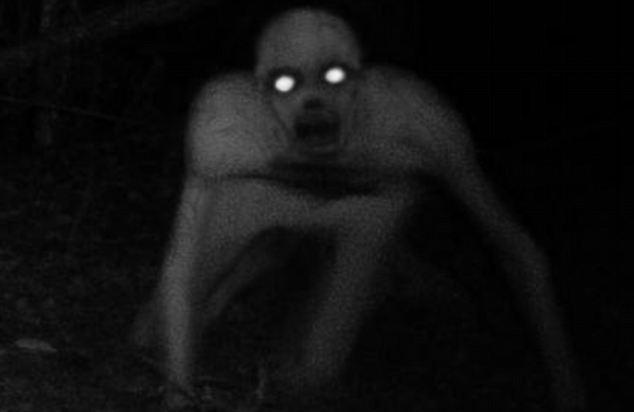 Жесть! Ночной призрак