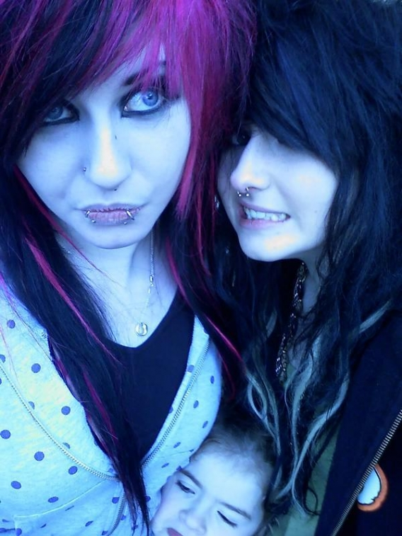 Get hot emo goth teen photo naked porno for free