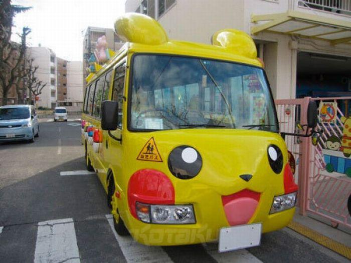 Смешные картинки автобуса